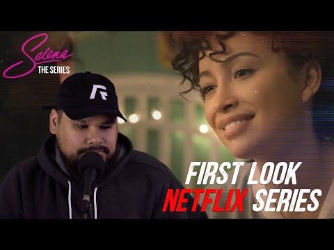 Selena: The Series   Official Trailer   Netflix (Reaction)