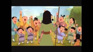 Mulan 2 - Esta Es La Lección (Español Latino)