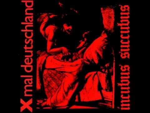 X Mal Deutschland - Blut Ist Liebe