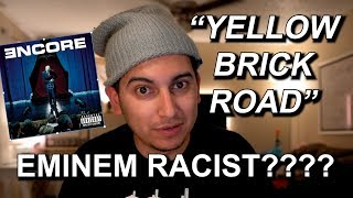 Was Young Eminem Racist??