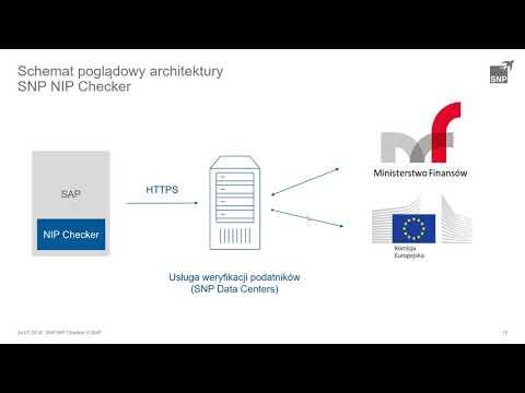 SNP NIP Checker i SNP Business Partner Data Checker – gotowe do pracy dodatki do SAP w finansach