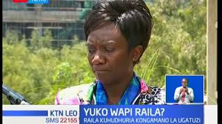Raila Odinga akosa kuhudhuria mkutano kati yake na waziri wa ugatuzi Eugene Wamalwa