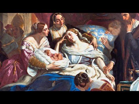 Koninginnen in Engeland die stierven tijdens de bevalling