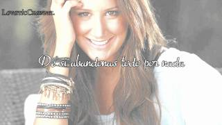 What If - Ashley Tisdale - Traducida al Español (HD)