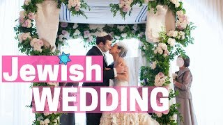 What To Expect As A Guest At A JEWISH WEDDING!