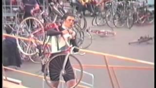 Велотрек соревнования (Май 1986)