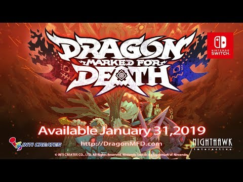 Dragon Marked For Death - 2nd Official Trailer thumbnail