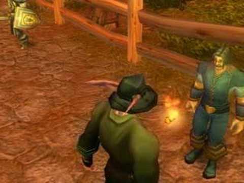World of Warcraft - Amish Paradise