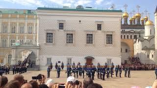 Квадрат. Президентский полк 2017