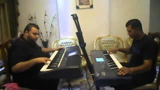 مازيكا على رمش عيونها عزف باسل سيف ومحمد فؤاد تحميل MP3