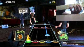 Children of bodom Bed Of Nails (guitar hero)