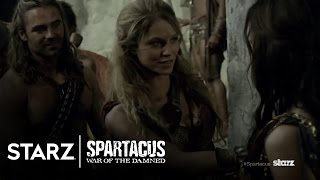 Spartacus: War of the Damned | A Closer Look At Gannicus | STARZ