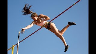 Bodies in space: The physics of pole vaulting