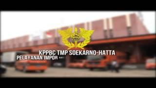 Gini Nih Proses Barang Kiriman  POS Di Bandara Soekarno Hatta