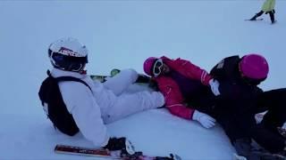 Les skieurs de Vallorcine de retour