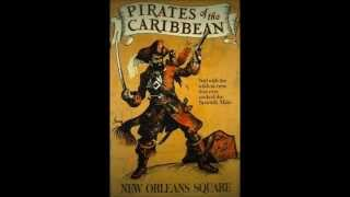 Yo Ho A Pirate's Life For Me - The Pirates Of The Caribbean (Full Ride Audio)