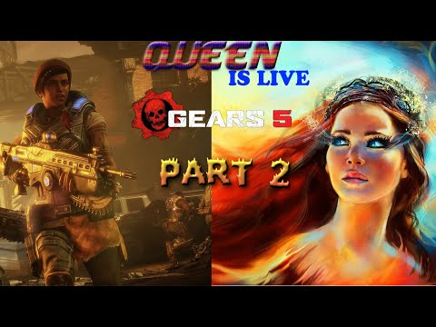 GEARS 5 Live Gameplay Part 2| Girl Gaming Live | Urdu/Hindi Commentary