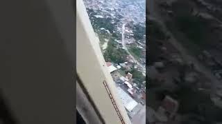 Vista aérea de San Cristóbal Verapaz