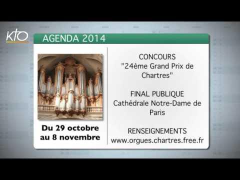 Agenda du 20 octobre 2014