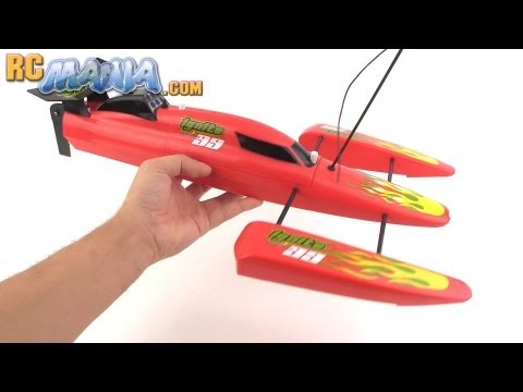 Ignite RC Racing 99 speed boat reviewed
