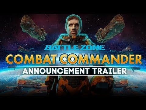 Battlezone: Combat Commander - Announcement Trailer thumbnail