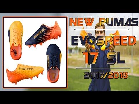 PES 2013 New Boots Puma Evospeed 17 SL 2017/2018 HD by DaViDBrAz