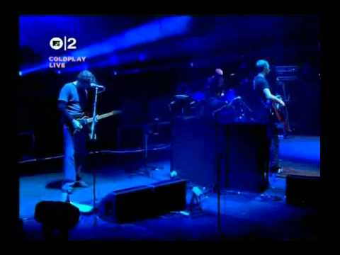 Coldplay - A Rush Of Blood To The Head Live at MEN Arena