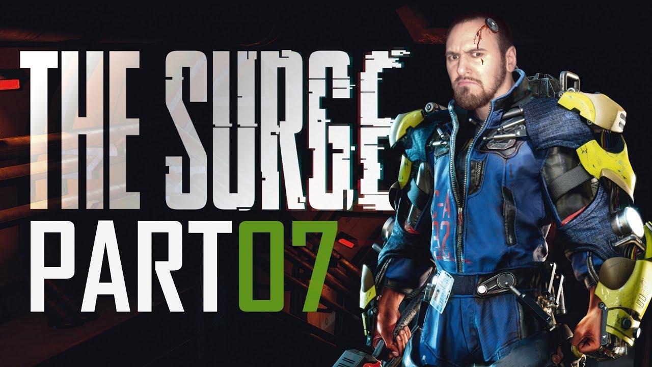 The Surge – Kompletter Playthrough [Pt. 7] – Aufräumarbeiten