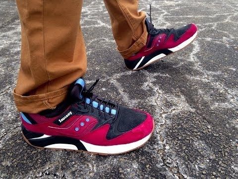 Saucony Grid 9000 Review & On Feet