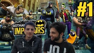 preview picture of video 'Gotham City Impostors: Free to play - Gameplay ITA HD #1'