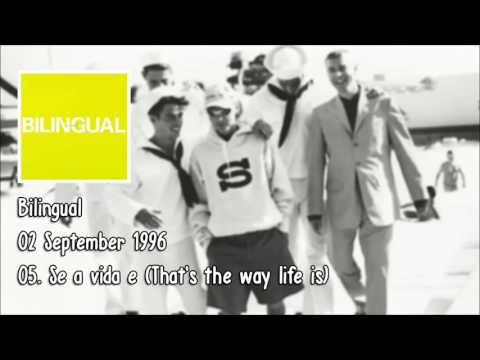 Pet Shop Boys - Se a vida e (That's the way life is)