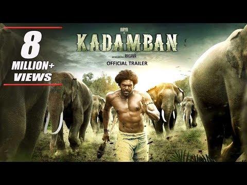 Kadamban (Hindi) Official Trailer   Arya, Catherine Tresa   Riwaz Duggal   Yuvan Shankar Raja