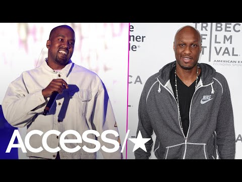 Kanye West Returns To Twitter & Shares Heartfelt Memory Of Lamar Odom | Access