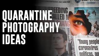 EASY Home Quarantine Photography Ideas |  Creative Home Photography Ideas | Indoor Photo Ideas