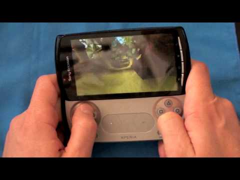 Sony Xperia Play Review