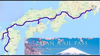 Japan Rail Pass - We SAVED almost $1,000 USD in 7 Days!  Is a JR Rail pass worth? (11/2019 prices)