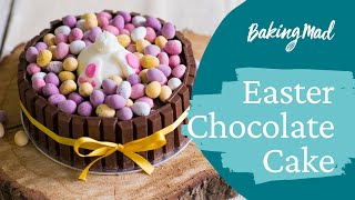 How to make an ultimate easter chocolate cake