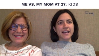 My Life At 27 Versus My Mom's Life At 27 | The Scene