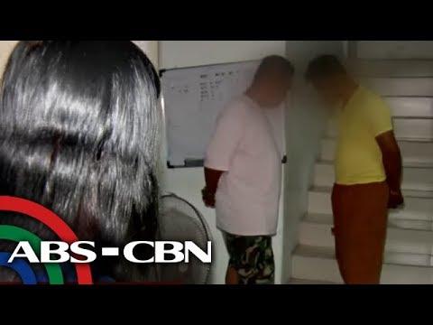 [ABS-CBN] Magkapatid na holdaper, kinompronta ng mga nabiktima