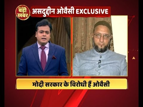 ABP News is LIVE   AIMIM Chief Asaduddin Owaisi EXCLUSIVE: PM Modi can DO A LOT