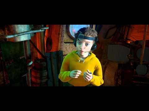 Mars Needs Moms! (Trailer 2)