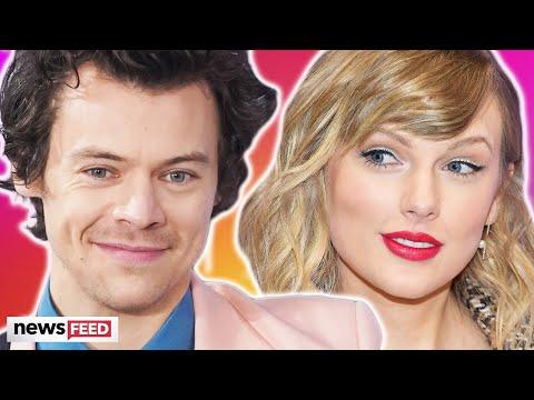 Harry Styles Praises Ex Taylor Swift!