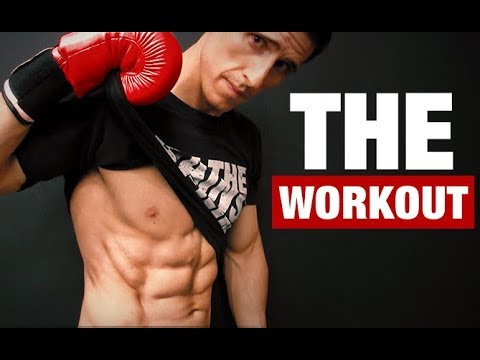 "The Secret to ""Boxer"" Abs (FULL WORKOUT!)"