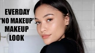 'NO MAKEUP' MAKEUP LOOK | SIAN LILLY - Video Youtube