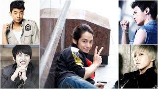 Топ-5 самых обаятельных актеров Южной Кореи 2015 года & Лучшие актеры Южной Кореи
