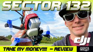 TAKE MY MONEY!!! - HGLRC SECTOR132 Digital Fpv Drone - FULL REVIEW & FLIGHTS