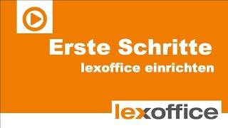 Videos zu lexoffice