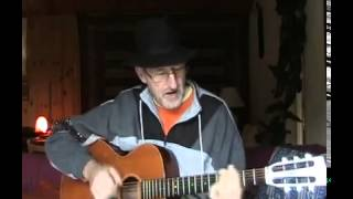 Acoustic Blues Guitar - Crossroads (Cover) - Robert Johnson