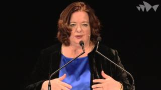 Anne Manne: The Narcissism Epidemic, Festival of Dangerous Ideas 2014
