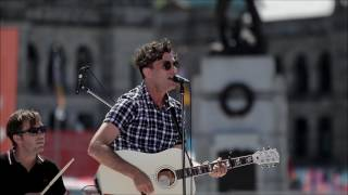 The Arkells Pop-Up Show (Victoria, BC): Leather Jacket